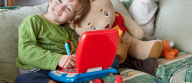 best laptop for toddlers